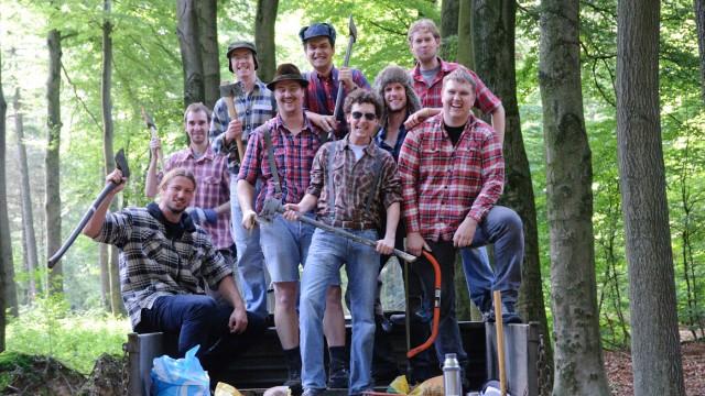 Lumberjack Project